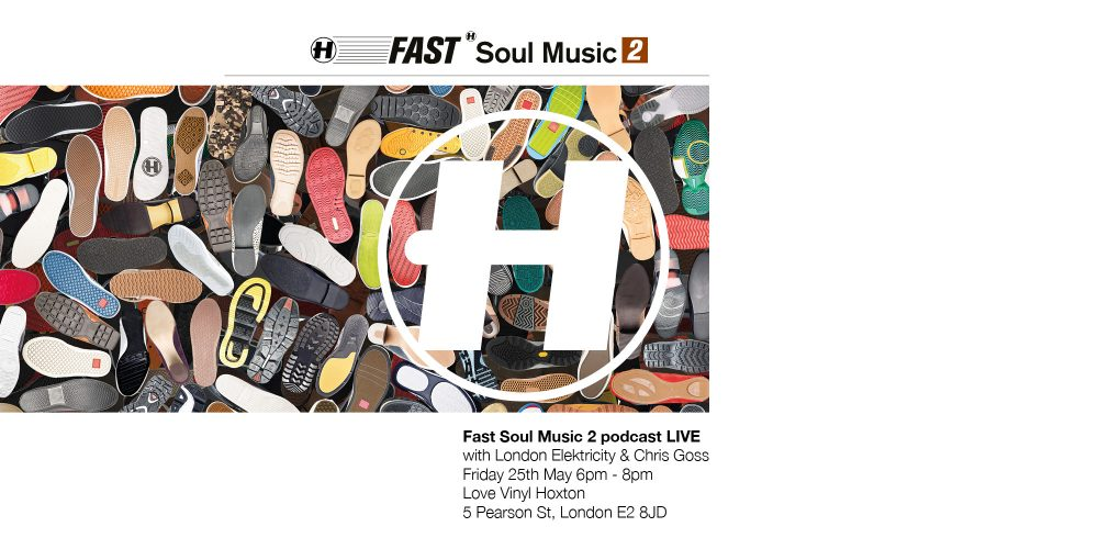 Hospital Records – Fast Soul Music 2: Live Podcast /w London